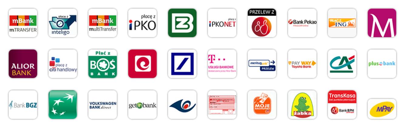Przejdź do płatności on-line